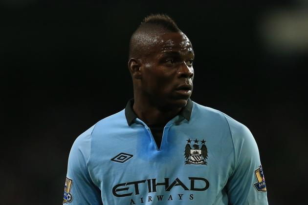 Mario Balotelli Is Staying at Manchester City, Says Roberto Mancini
