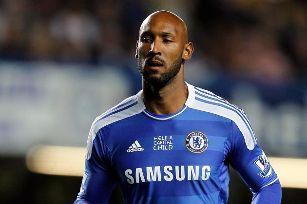 Report: Anelka Set for Juve Move
