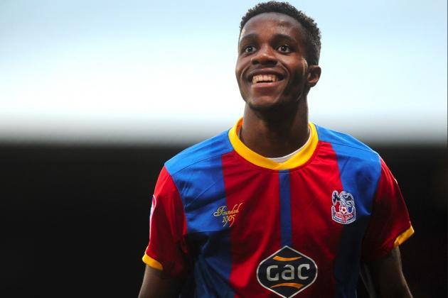 Wilfried Zaha Set to Join Manchester United in July 2013