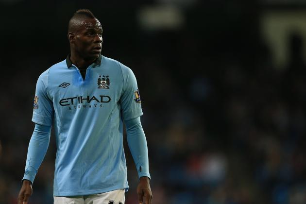 Mario Balotelli: Proposed Switch from Manchester City to AC Milan Great for Both