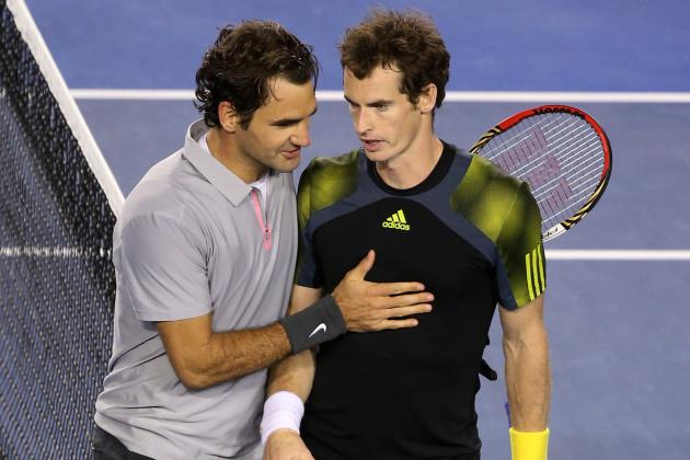 Andy Murray Defeats Roger Federer for First Time in a Slam, Novak Djokovic Next