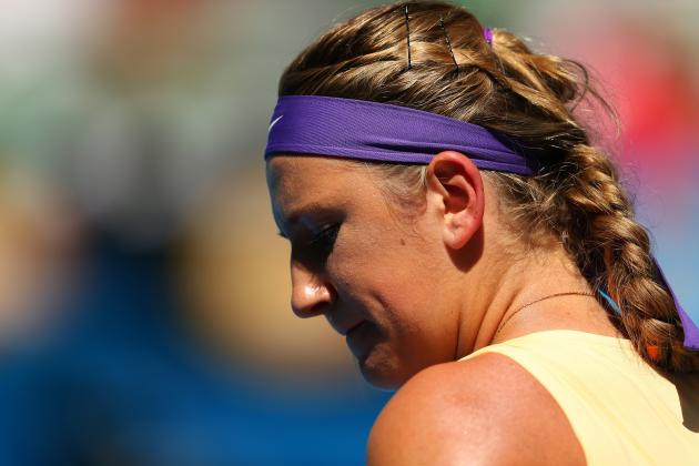 Victoria Azarenka: How to Cheat Your Way to the 2013 Australian Open Final
