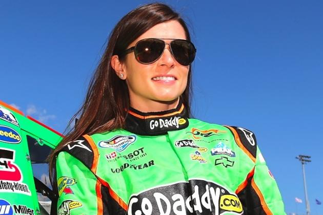Danica Says She's Dating Stenhouse