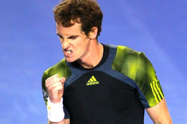 Andy Murray Beats Roger Federer in 5 Sets to Reach Australian Open Final