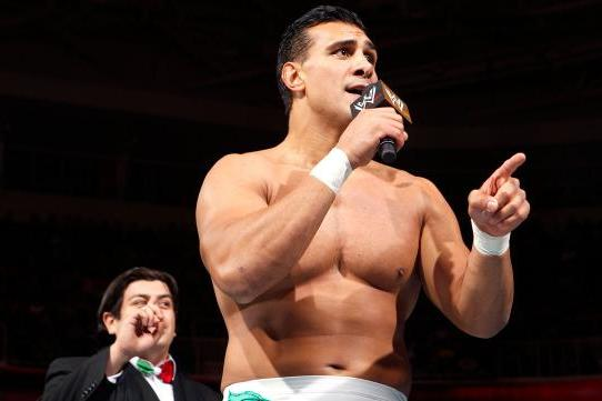 WWE Royal Rumble 2013: Alberto Del Rio Should Retain World Title over Big Show