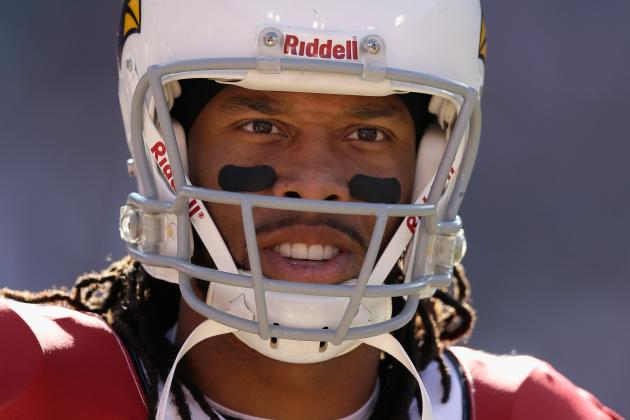 Larry Fitzgerald Is 'excited' About Cardinals' Future