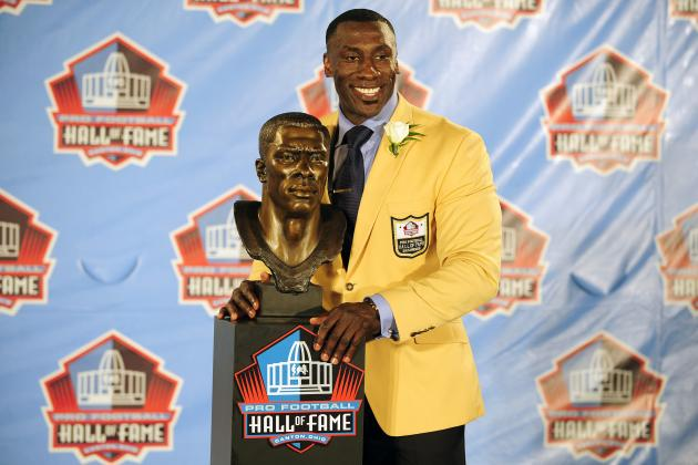 Shannon Sharpe Taunting Patriots Fans on Twitter