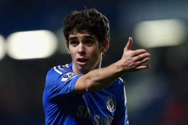 Oscar and Chelsea: Assessing the Brazilian's Impact