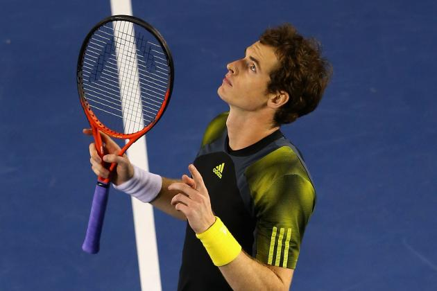 Murray Beats Federer in 5, Reaches Aussie Final