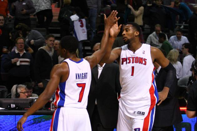 Starting the Sixth-Man-of-the-Year Campaign for Andre Drummond