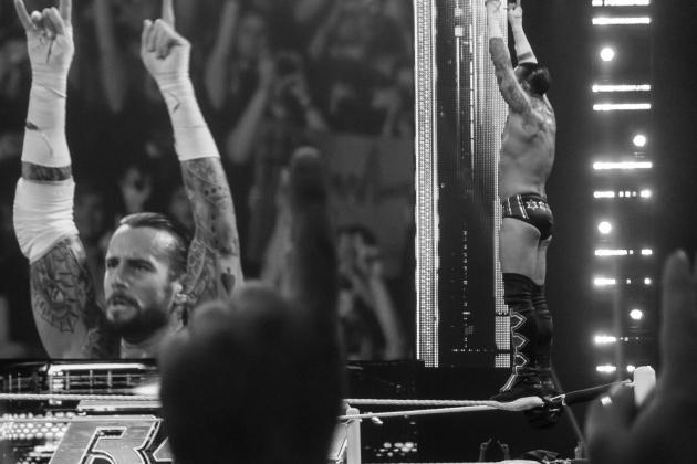 WWE Royal Rumble: Will Phoenix Make CM Punk/the Rock a Classic?