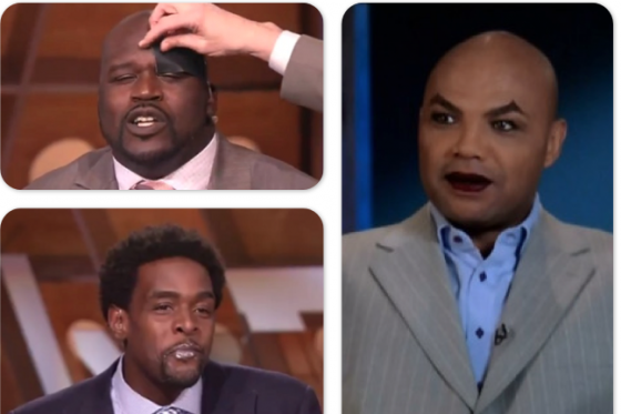 Shaq, C-Webb & Kenny Smith Goof on Barkley's 'Man Maintenance' Regimen [video]