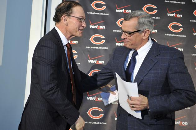 Chicago Bears Hires Offensive Line Coach