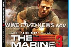 WWE Studios Releases Cover Art, Special Features for Miz's Marine Movie