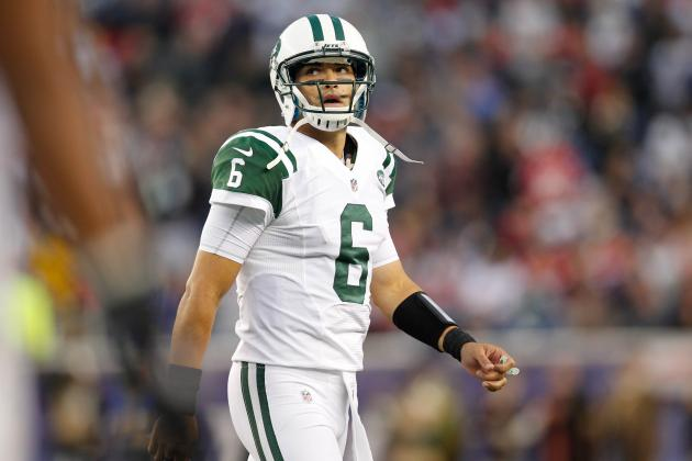 Mark Sanchez Needs to 'Erase His Hard Drive,' and Other AFC East News