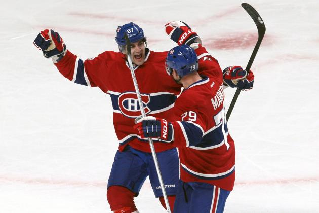 Markov, Habs Send Capitals to 0-3 Under Oates