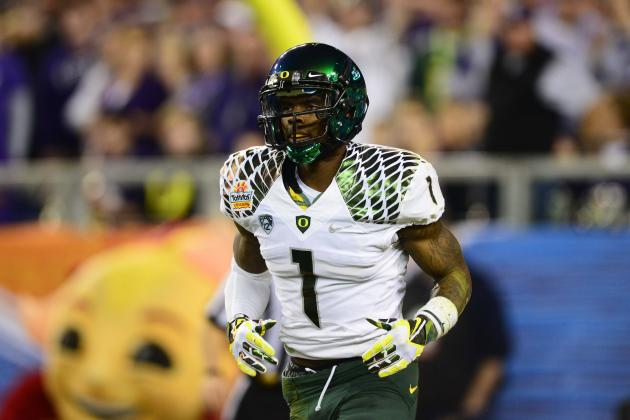Oregon Ducks Wide Receiver Josh Huff Found Not Guilty of DUII Charges