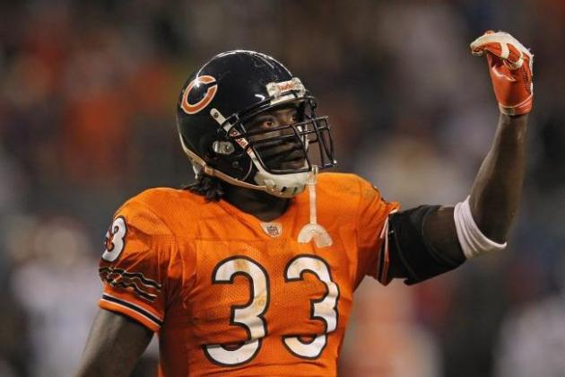 Bears' Tillman a Finalist for NFLPA Honor