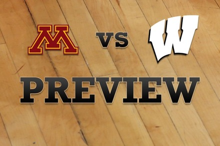 Minnesota vs. Wisconsin: Full Game Preview