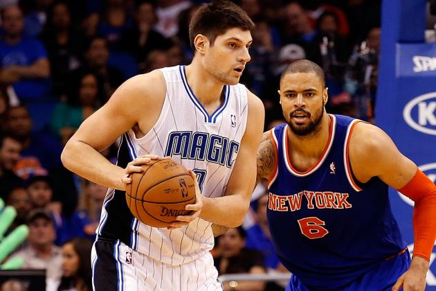 Orlando Magic: Is Nikola Vucevic the League's Next Best Center?