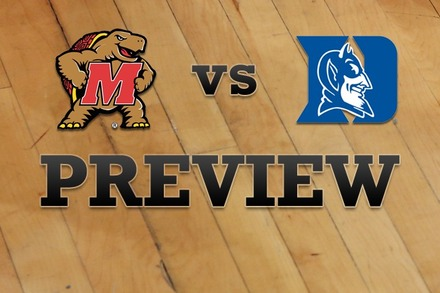 Maryland vs. Duke: Full Game Preview