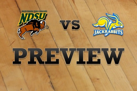 North Dakota State vs. South Dakota State: Full Game Preview