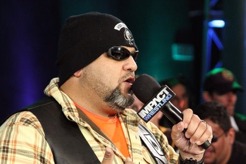 TNA Impact! Wrestling: Tazz Explains Himself, Daniels Challenges Hardy