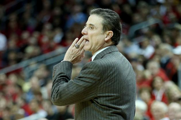 Rick Pitino Says There Is No Great Team in College Basketball Right Now
