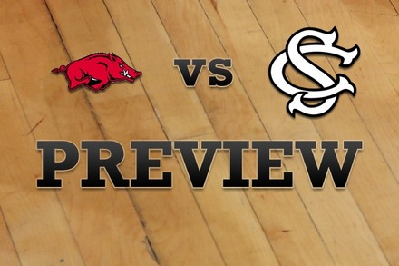 Arkansas vs. South Carolina: Full Game Preview