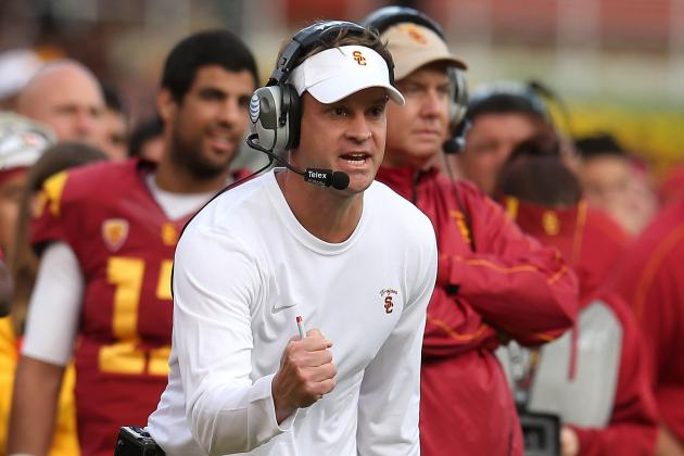 USC Football Recruiting: Why Eddie Vanderdoes Is Kiffin's Must-Have 2013 Recruit