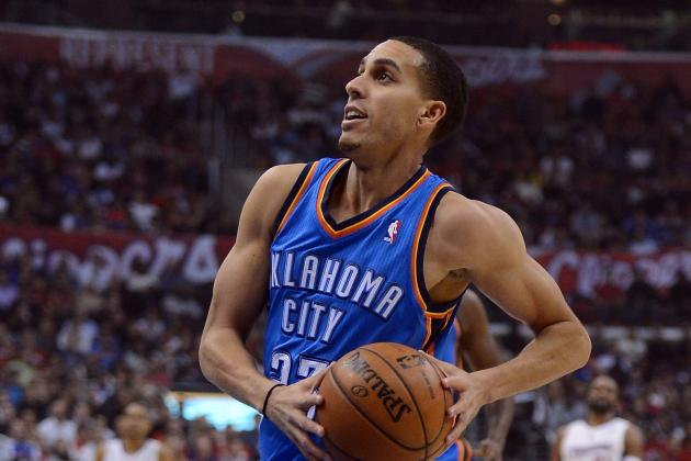 Thunder's Kevin Martin OK to Put Roots in OKC