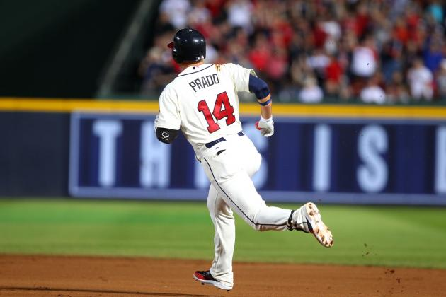 Was Martin Prado the Key to the Justin Upton Deal and the Future of Baseball?