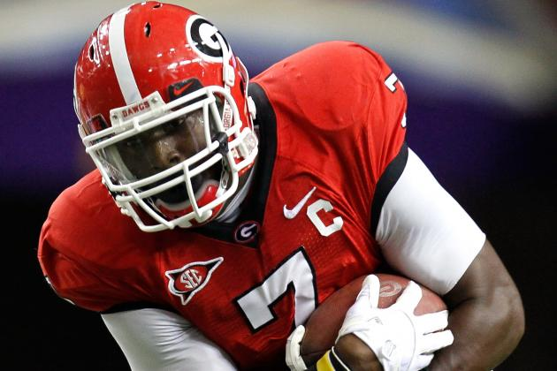 Orson Charles: Back at UGA, with one regret | Bulldogs Blog | Macon.com
