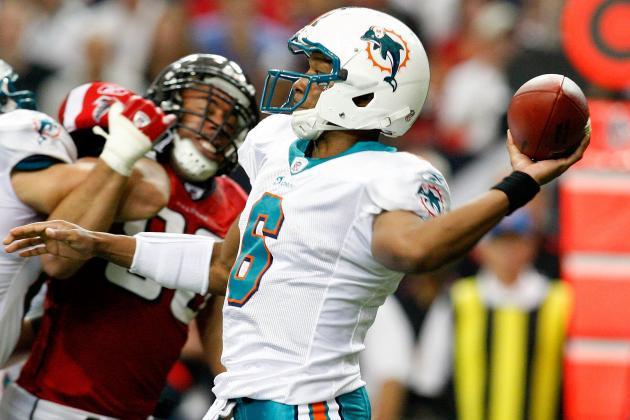 Marlins Have Made Offer to Former NFL Quarterback Pat White