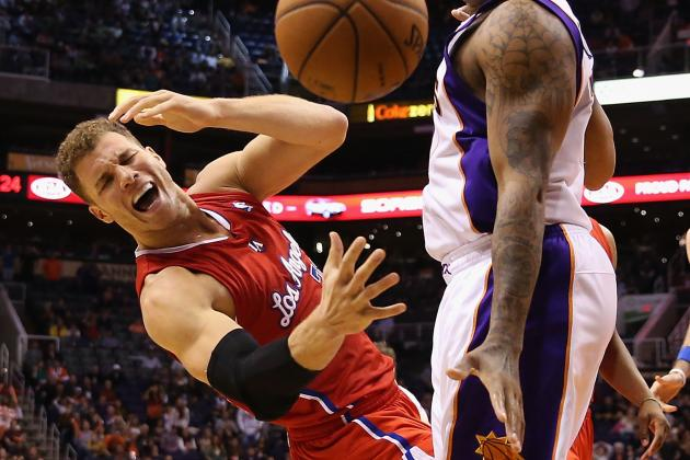 Clippers Fall to Lowly Suns for Third Consecutive Loss