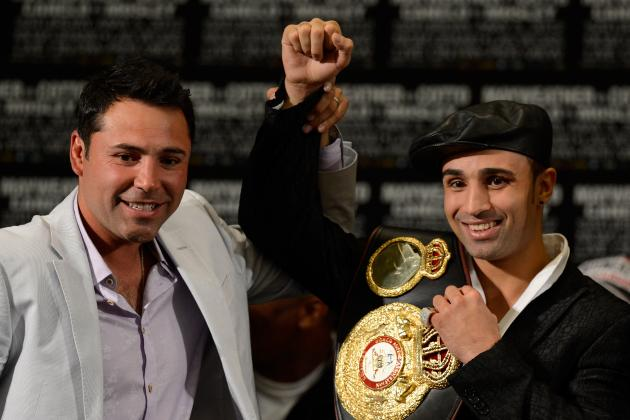Malignaggi Turns Down Mosley Fight over Money