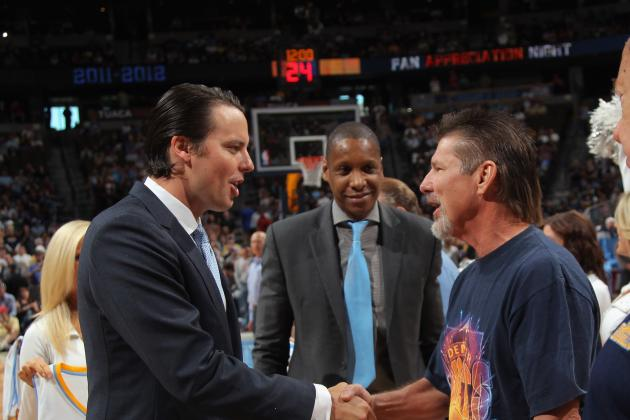 Extension for Nuggets GM Masai Ujiri Not Expected Until After the Season