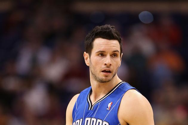 Redick Continuing To Improve As He Morphs Into Orlandos Veteran - RealGM