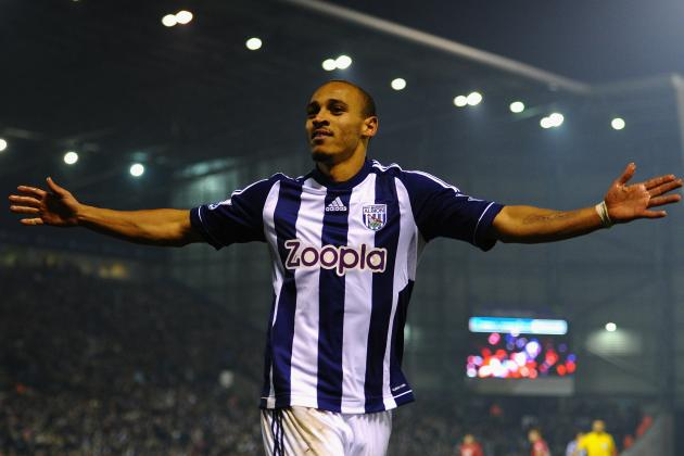 West Brom Star Peter Odemwingie Reportedly Requests Transfer