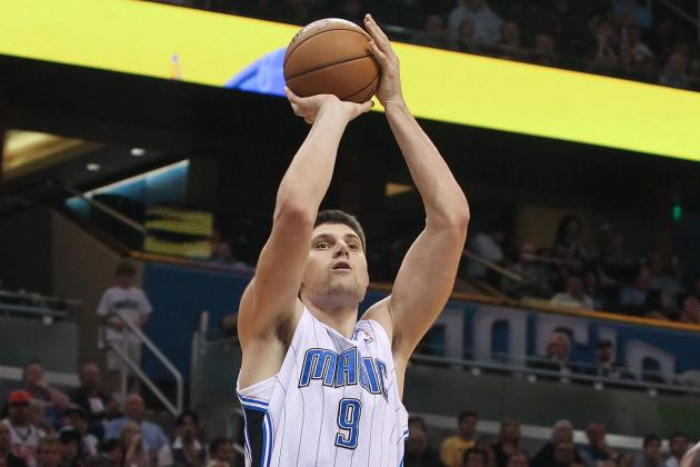 Vucevic Must Be Magic's Center of Attention