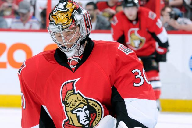 Bishop Gets Starting Nod in Goal Tonight vs. TB
