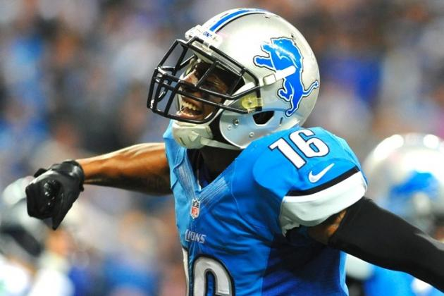 Will the Detroit Lions Release Titus Young After Most Recent Twitter Outburst?