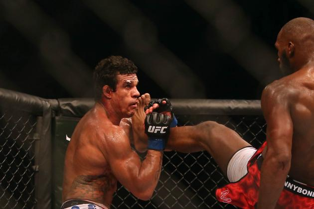 Dana Hints at Vitor Belfort-Luke Rockhold Fight
