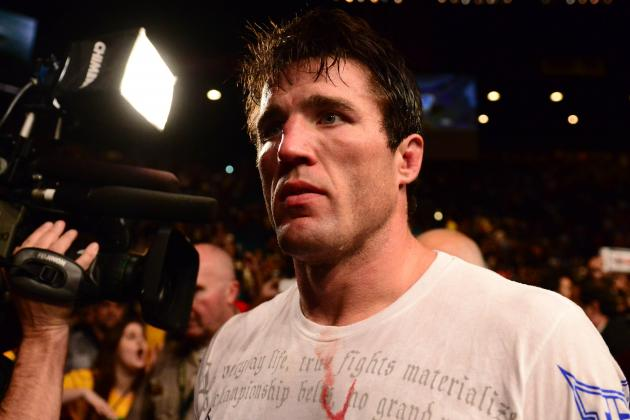 Jones Admits for First Time Sonnen Deserves Title Shot