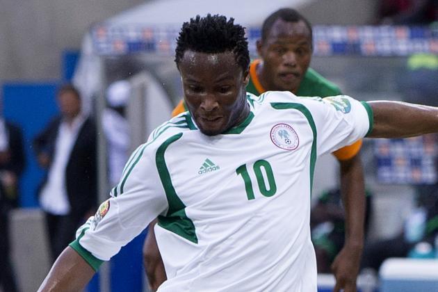 Zambia 1-1 Nigeria