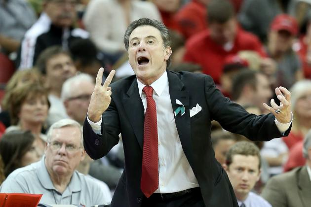 Pitino Stressing the Importance of Defense & Shot Selection