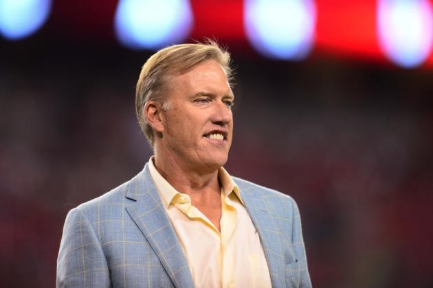 John Elway Riffs on Guns, Politics and the Super Bowl with Piers Morgan