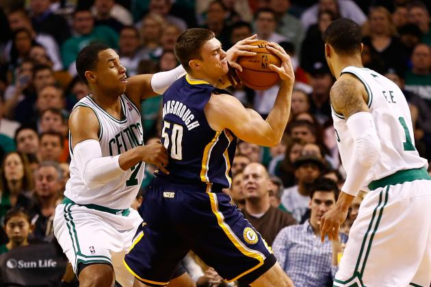 Pacers Hope to Fix Their Road Woes