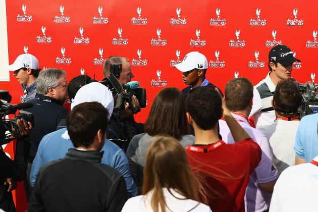 PGA Threatens to Revoke Credentials for Media Who Transmit 'Play-by-Play'