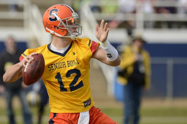 Syracuse QB Nassib Eyes Philly Homecoming